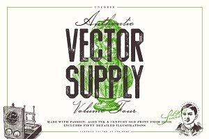 Unember Vector Supply Volume 4