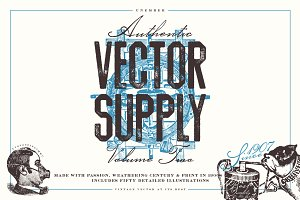 Unember Vector Supply Volume 2