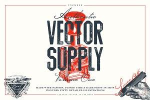 Unember Vector Supply Volume 1