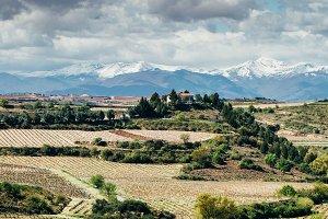 La Rioja landscape