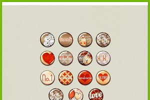 Adorable Elves :: Flair buttons