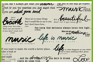 Life is music :: Quotes