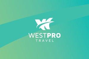 Westpro - Letter W Logo