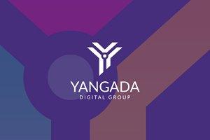 Yangada - Letter Y Logo