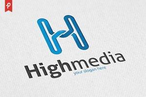 High Media Logo