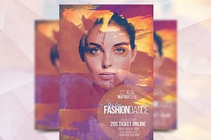 Fashion - Flyer Template