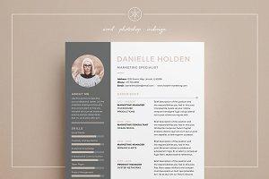 Resume/CV | Danielle