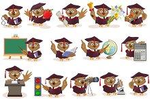 Set Owl teacher
