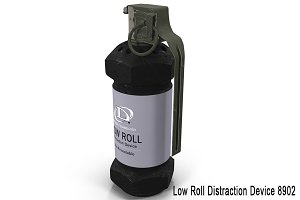 Low Roll Distraction Device 8902