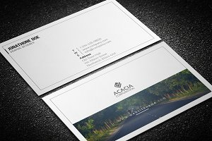 ACACIA Business Card
