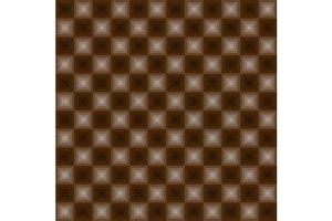 Brown pattern. Vector