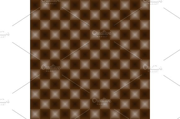Brown pattern. Vector - Patterns