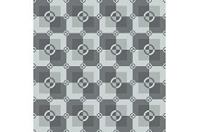 Gray and white pattern. Vector