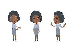 100 poses of Social Worker