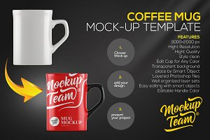 Coffee Mug Mock-up