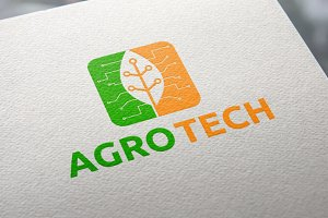 Agro Tech | Logo Template