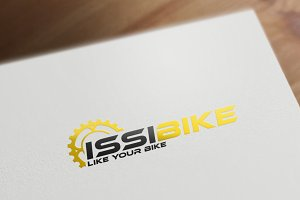 Bike Logo Template