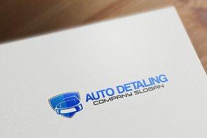 Auto Detaling Logo Template