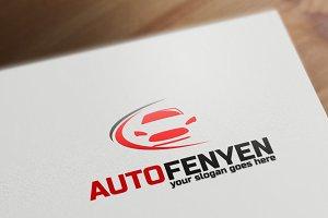 Auto Fenyen Logo Template