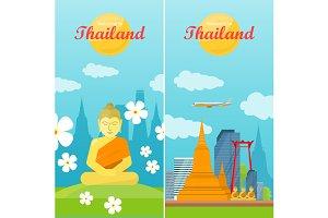 Thailand Travelling Bannerv