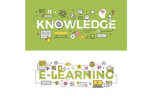 Knowledge and E-Learning