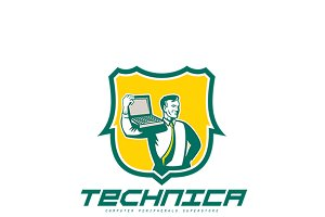 Technica Computer Superstore Logo
