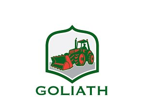 Goliath Industrial Equipments Logo