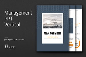 Management PPT Vertical