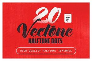 Vectone - Halftone Dots
