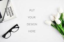 Styled Stock Photography | Desk