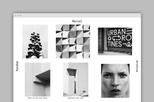 Tumblr Themes Creative Market
