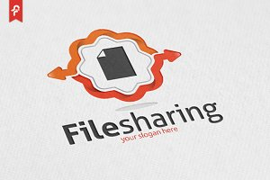 File Sharing Logo