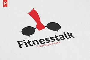Fitness Talk Logo