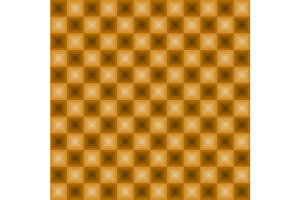 Gold pattern. Vector
