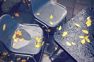 Wet cafe furniture