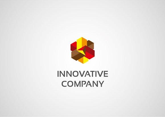 Innovative Logo Template v.1 - Logos