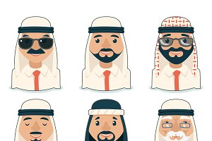 Arab Avatars