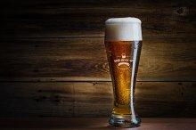 Beer Logo Mock-up #2