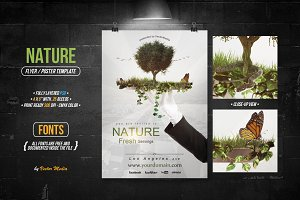 Nature - Flyer