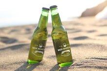 Beer Logo Mock-up #4
