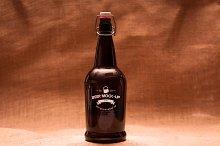 Beer Logo Mock-up #5