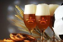 Beer Logo Mock-up #7