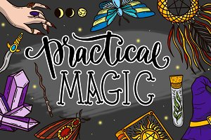 Practical magic - design bundle