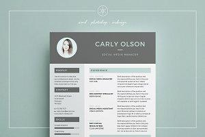 Resume/CV | Carly
