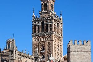 La Giralda of Seville Cathedral