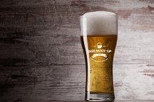 Beer Logo Mock-up #9