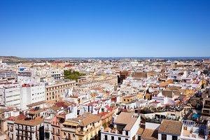 Seville Cityscape