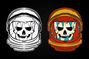 Dead space.[PSD,EPS,JPG]