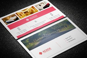 Hotel/Photography Business Card