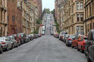 View of Glasgow